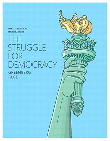Struggle for Democracy, The, 2014 Elections and Updates Edition (11th Edition)