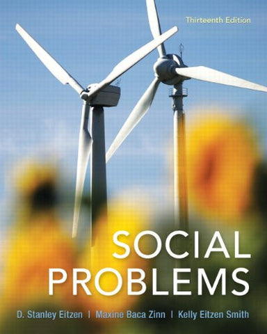 Social Problems Plus NEW MySocLab with eText -- Access Card Package (13th Edition)