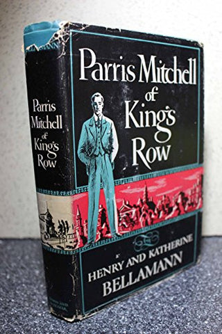 Parris Mitchell of Kings Row
