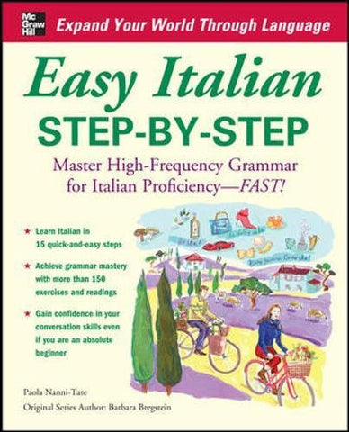 Easy Italian Step-by-Step (NTC Foreign Language)
