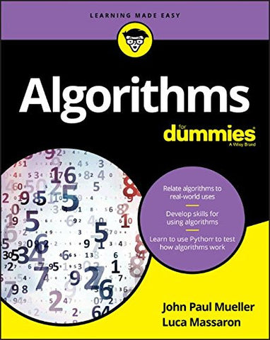 Algorithms For Dummies (For Dummies (Computers))