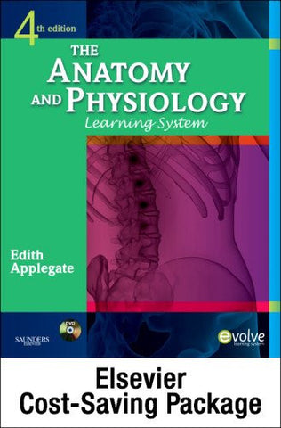 The Anatomy and Physiology Learning System - Text and Study Guide Package, 4e