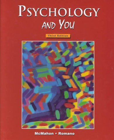 Psychology and You - Teacher's Edition
