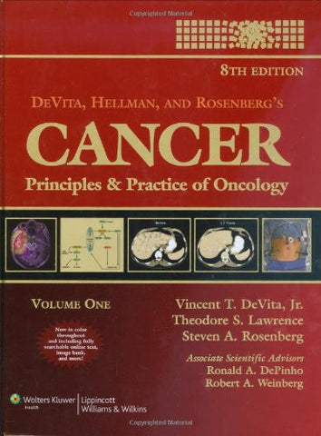 DeVita, Hellman, and Rosenberg's Cancer: Principles & Practice of Oncology (Cancer: Principles & Practice (DeVita)(2 Volume Set)