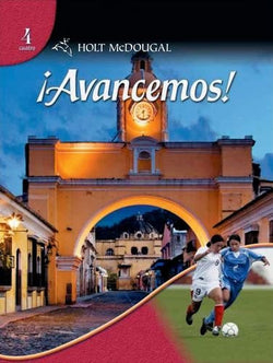 Avancemos! Level 4 (Spanish Edition)