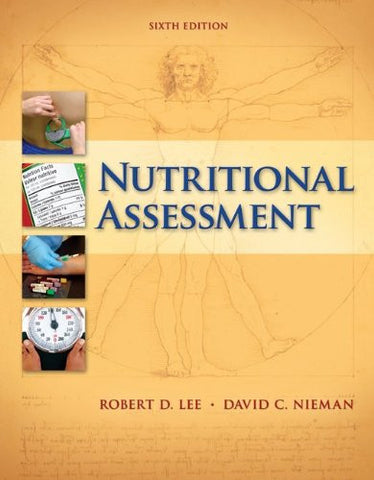 Nutritional Assessment (Mosby Nutrition)