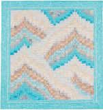 More Twist-and-Turn Bargello Quilts: Strip Piece 10 New Projects