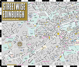 Streetwise Edinburgh Map - Laminated City Center Street Map of Edinburgh, Scotland (Streetwise (Streetwise Maps))