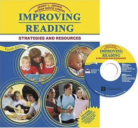 Improving Reading: Strategies And Resources (Fourth Edition)