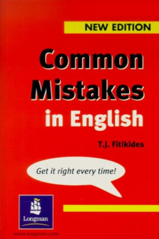 Common Mistakes in English: With Exercises (Grammar Reference)