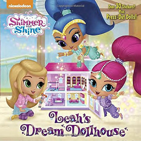 Leah's Dream Dollhouse (Shimmer and Shine) (Pictureback(R))
