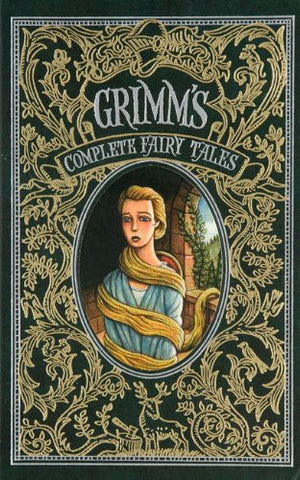 Grimm's Complete Fairy Tales (Leatherbound Classic Collection) by Brothers Grimm (2012) Leather Bound