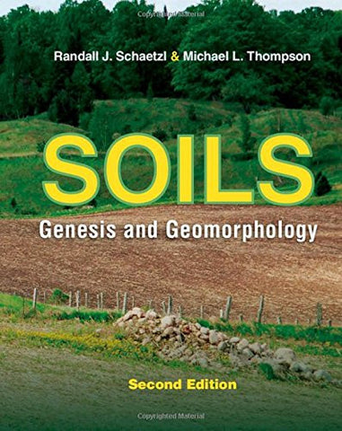 Soils: Genesis and Geomorphology