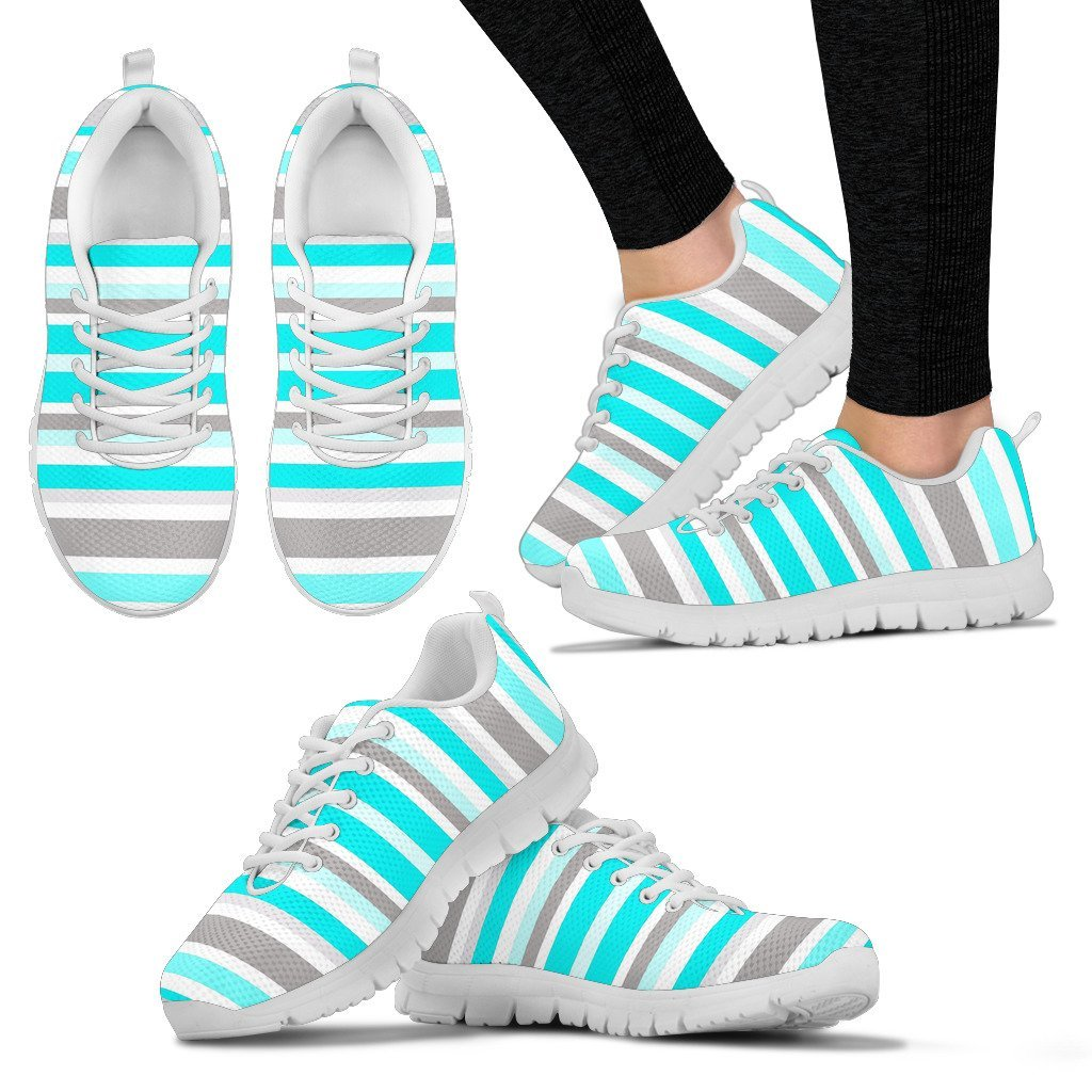 Stripes Women's Sneakers