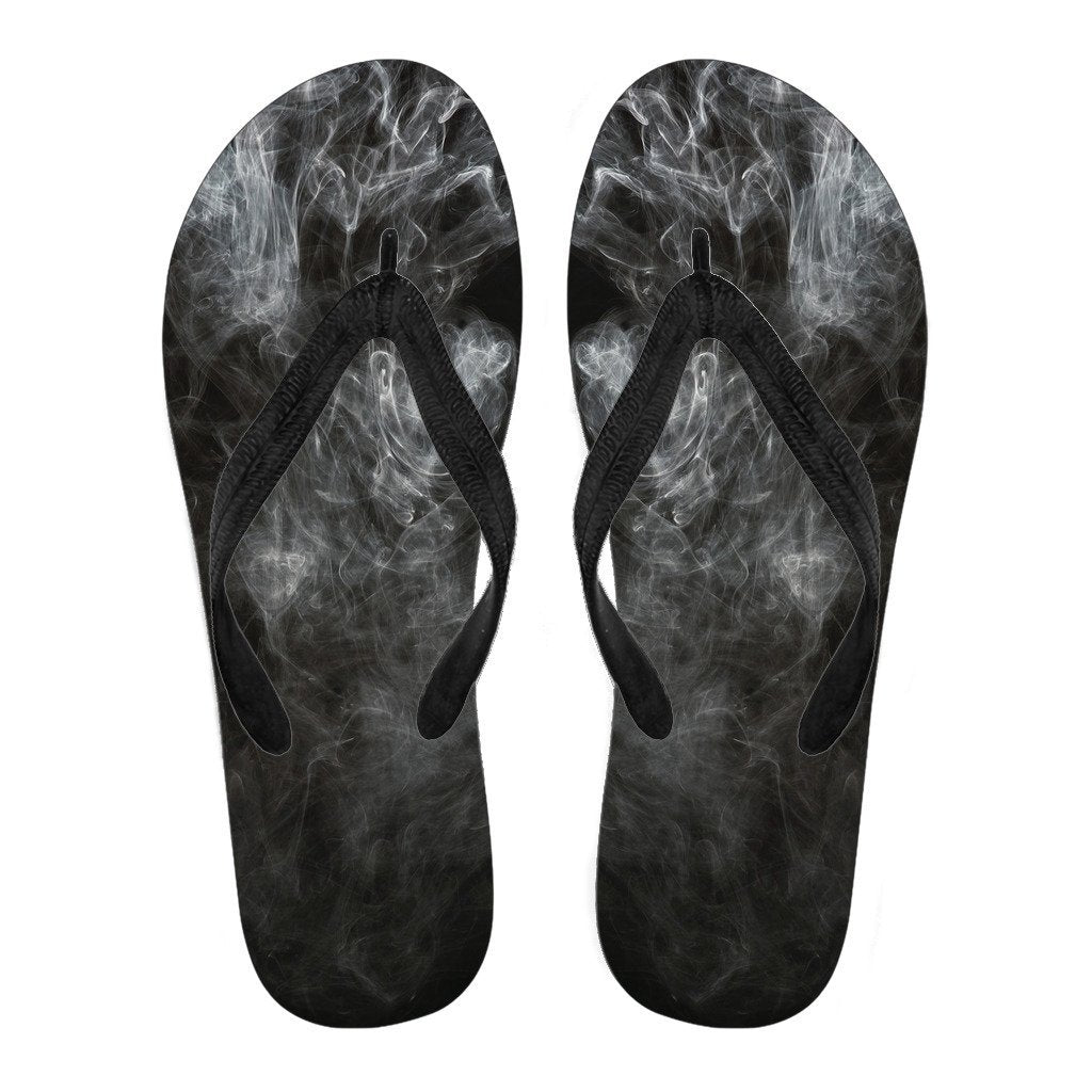 Smoking Men's Flip Flops