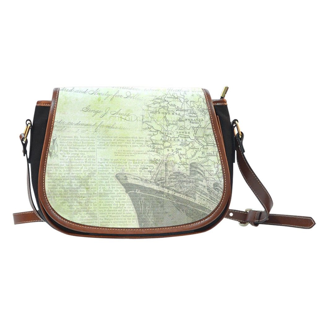 The Explorer Saddle Bag