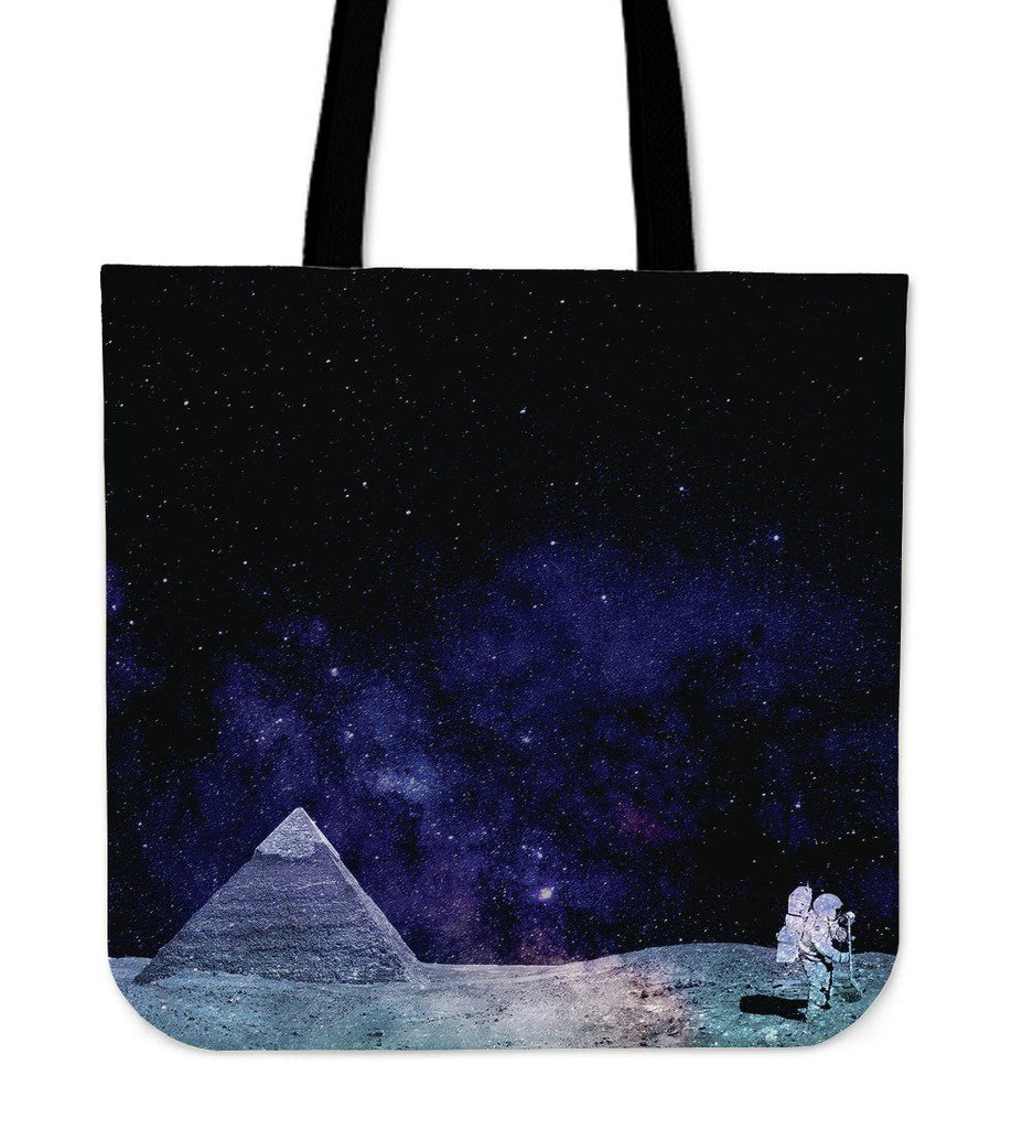 What's on the Moon Tote Bag