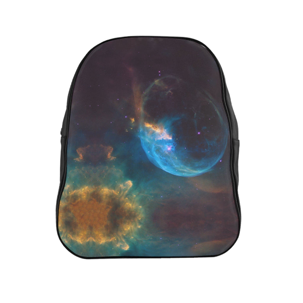 Outer Space School Backpack