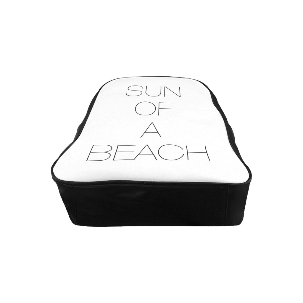 Sun of a Beach School Backpack
