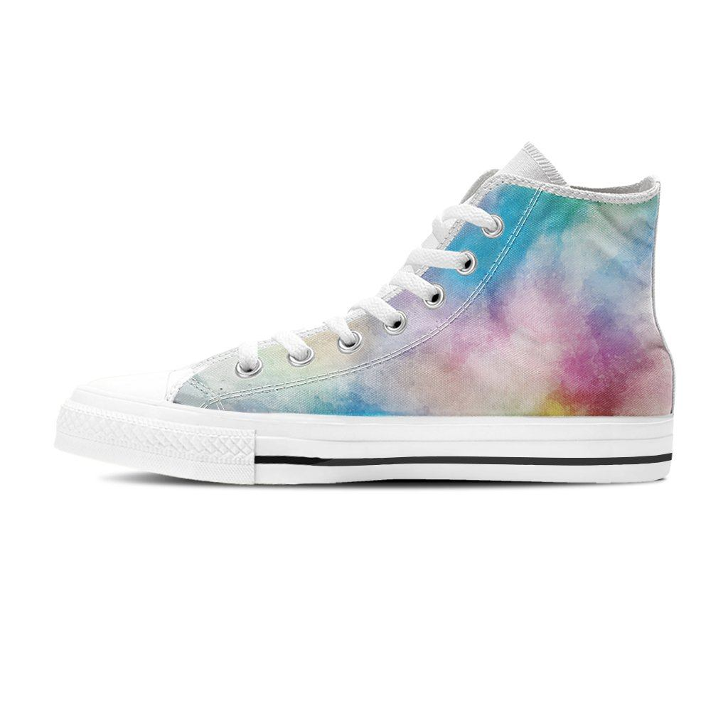 Watercolor Canvas Shoe