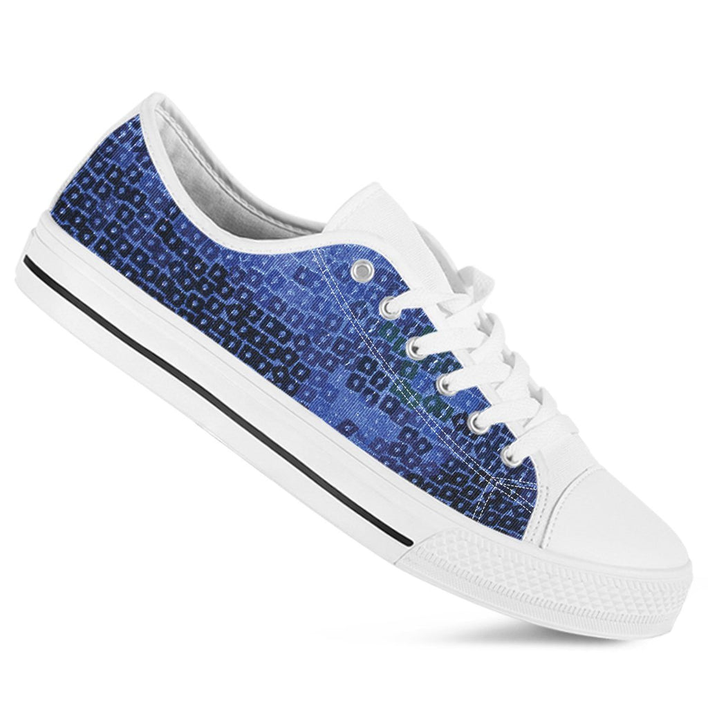 Sequins Women's Low Top Casual Shoes