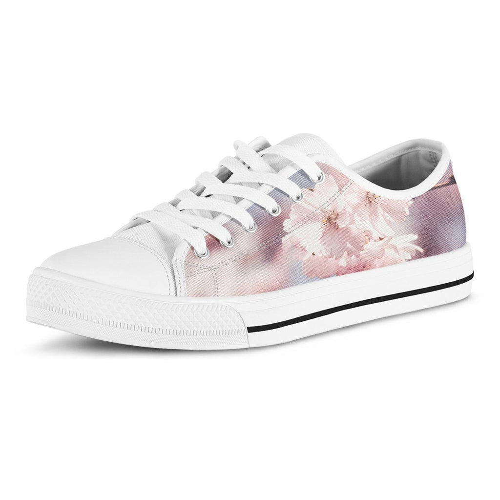 Spring Women's Low Top Canvas Shoe