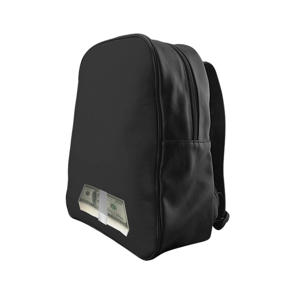 Money Stack School Backpack