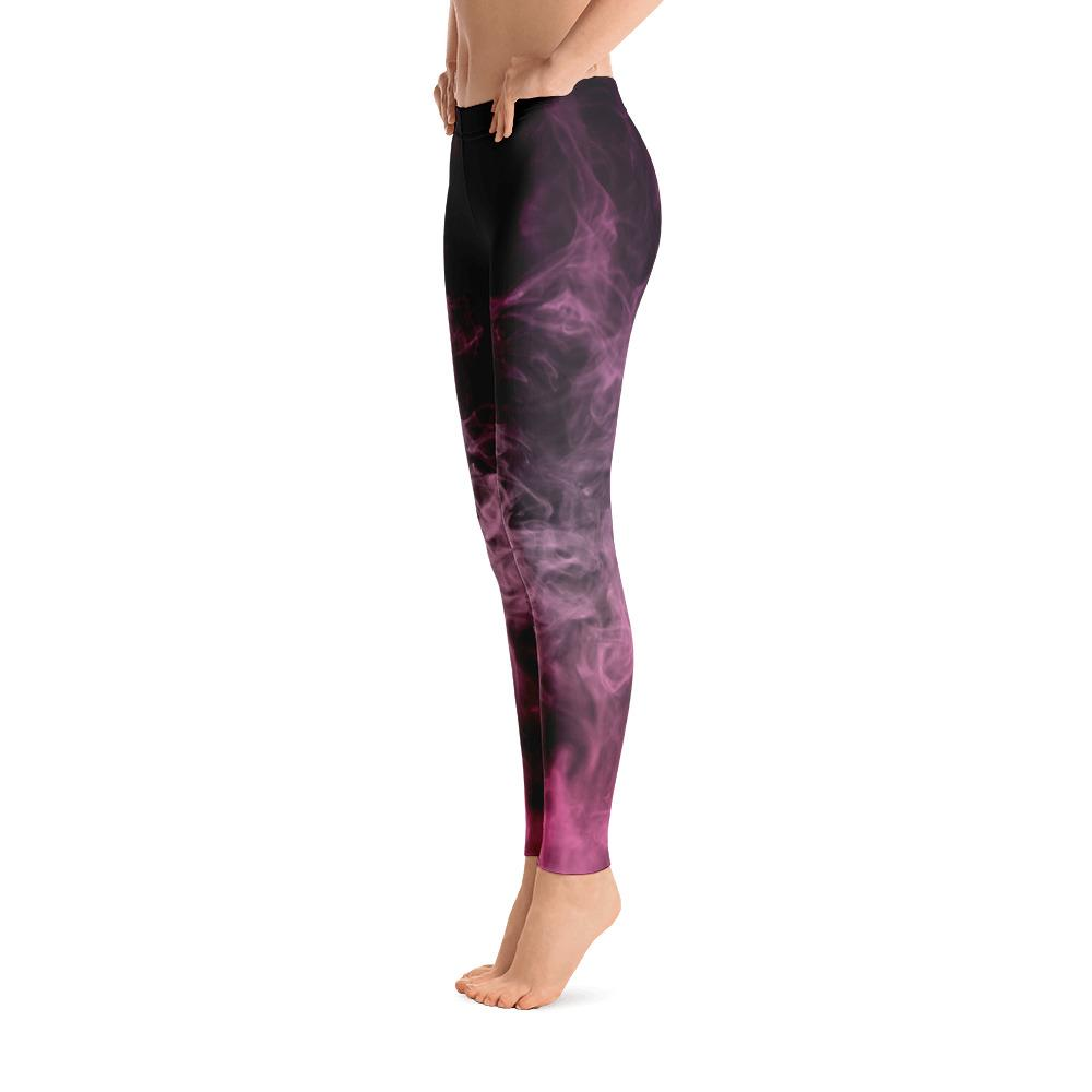 Pink Smoke Leggings