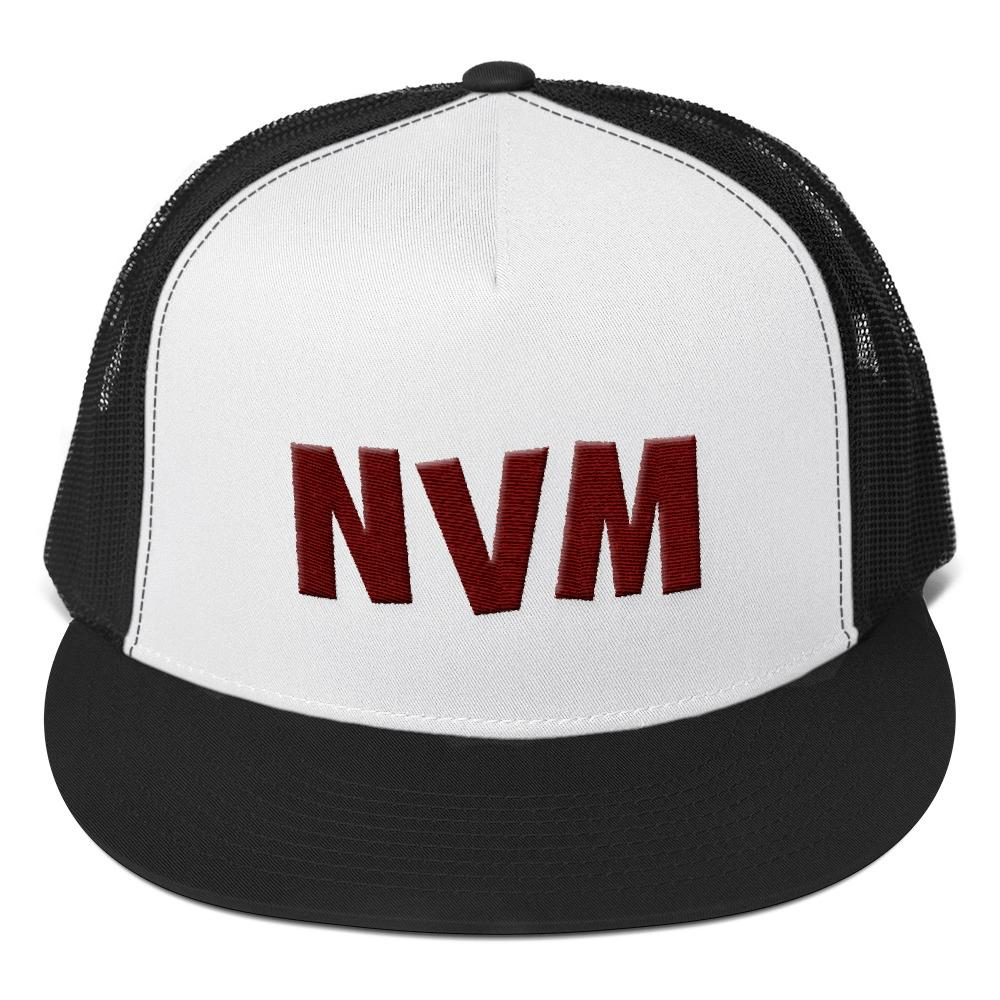 Never Mind Trucker Cap