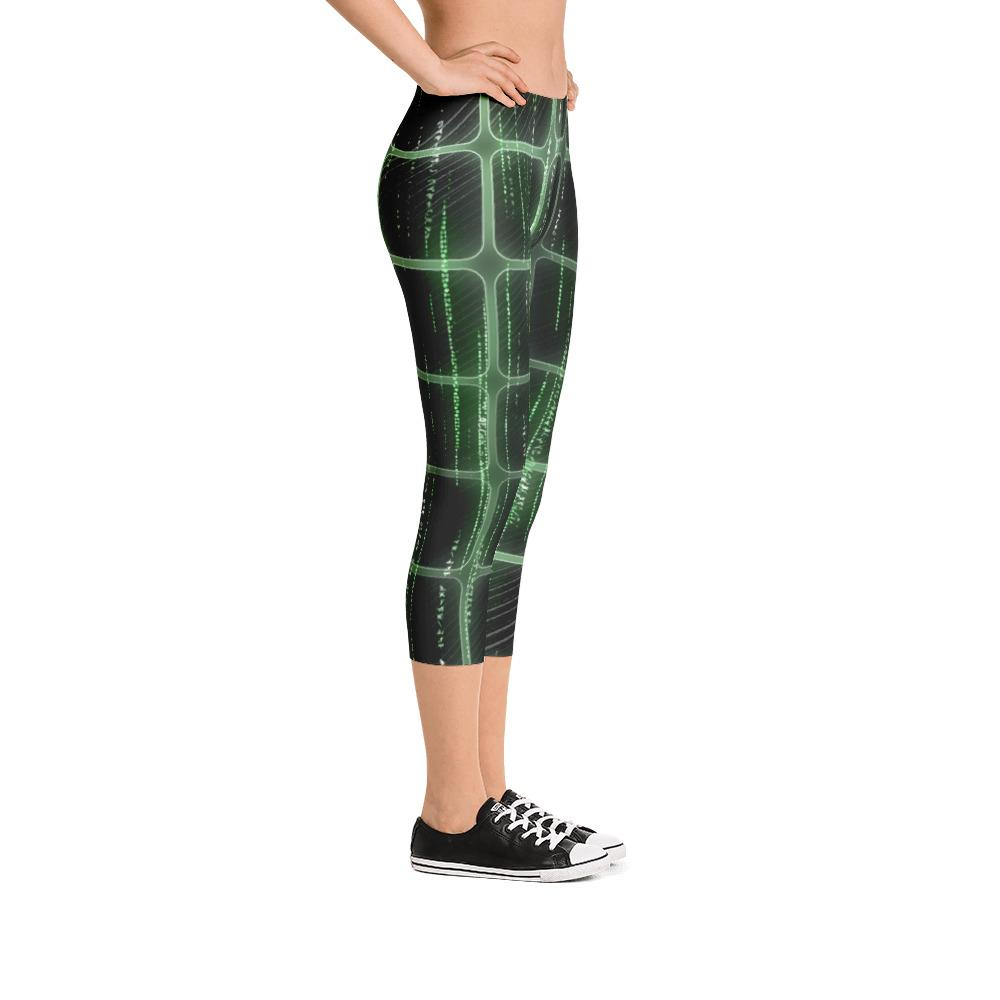 Matrix Capri Leggings