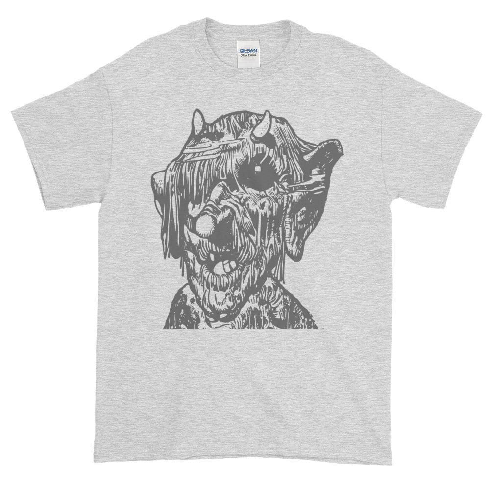 Monster Short sleeve t-shirt