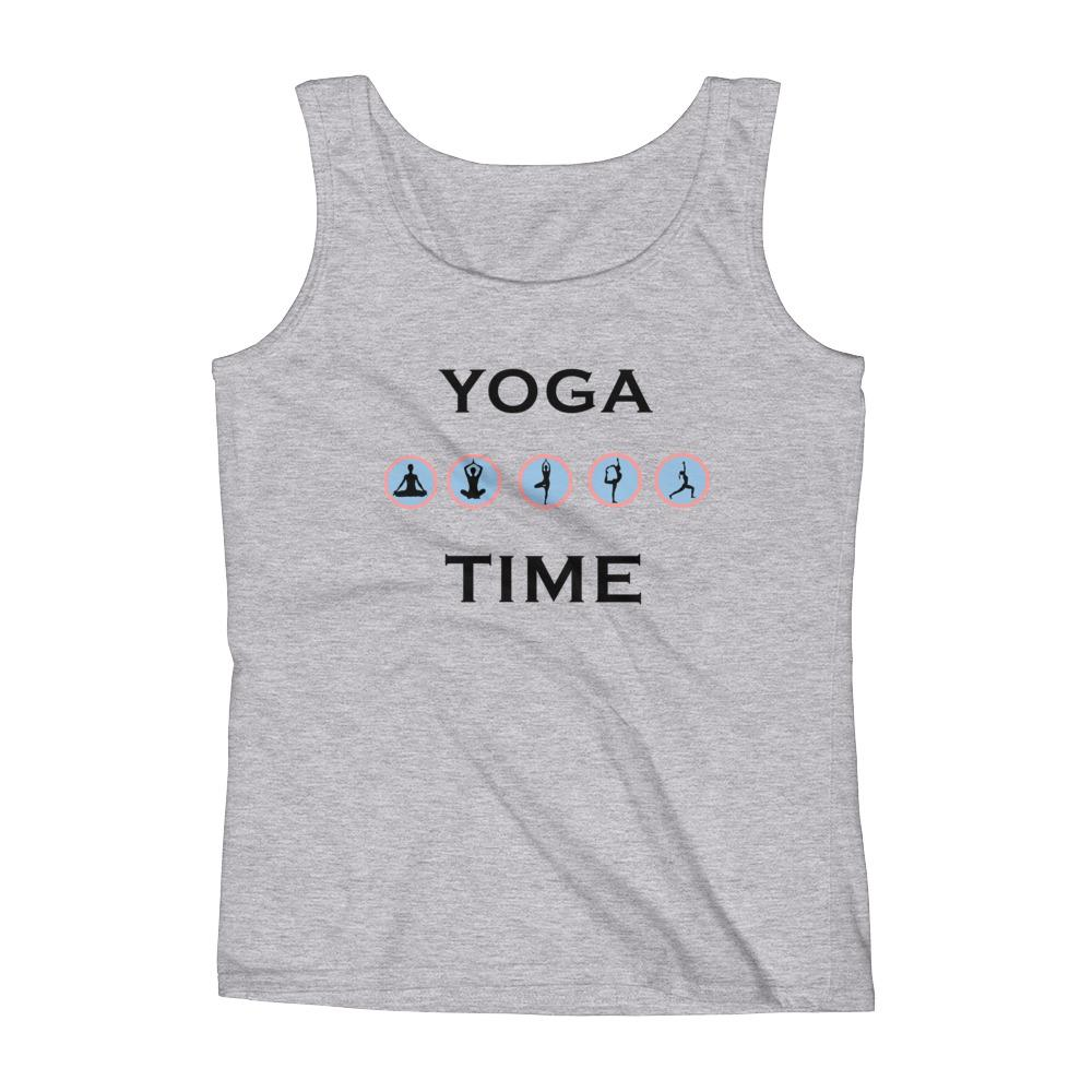 Yoga Time Ladies' Tank