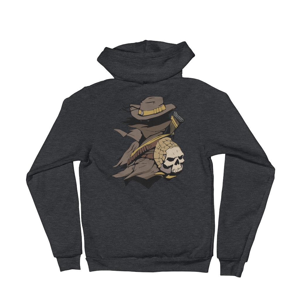 Warrior Hoodie sweater