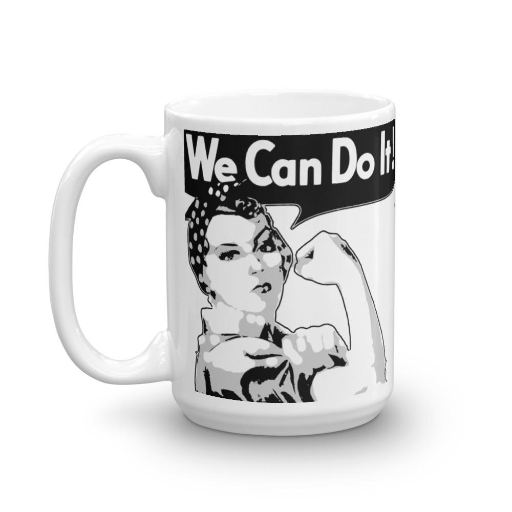 We Can Do It Mug