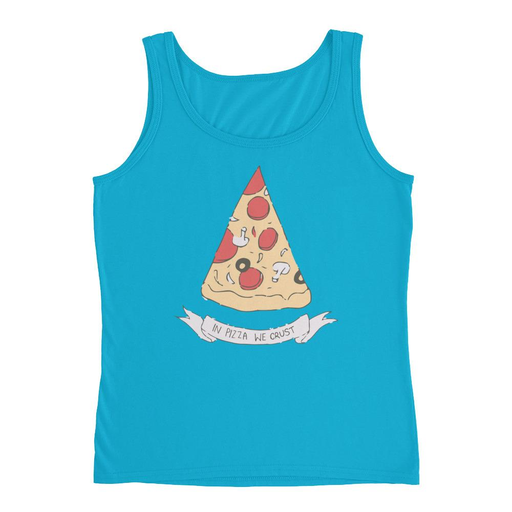 Pizza Ladies' Tank