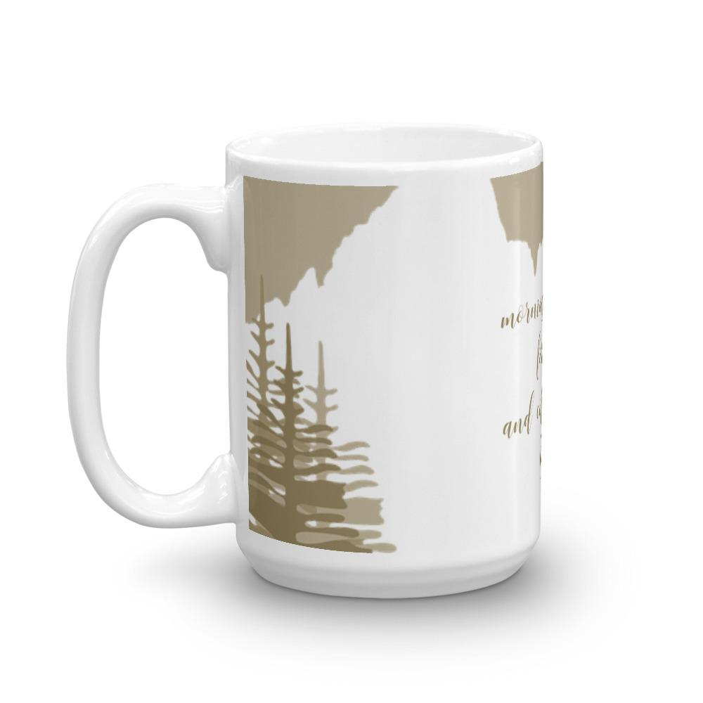 Morning Coffee Mug made in the USA