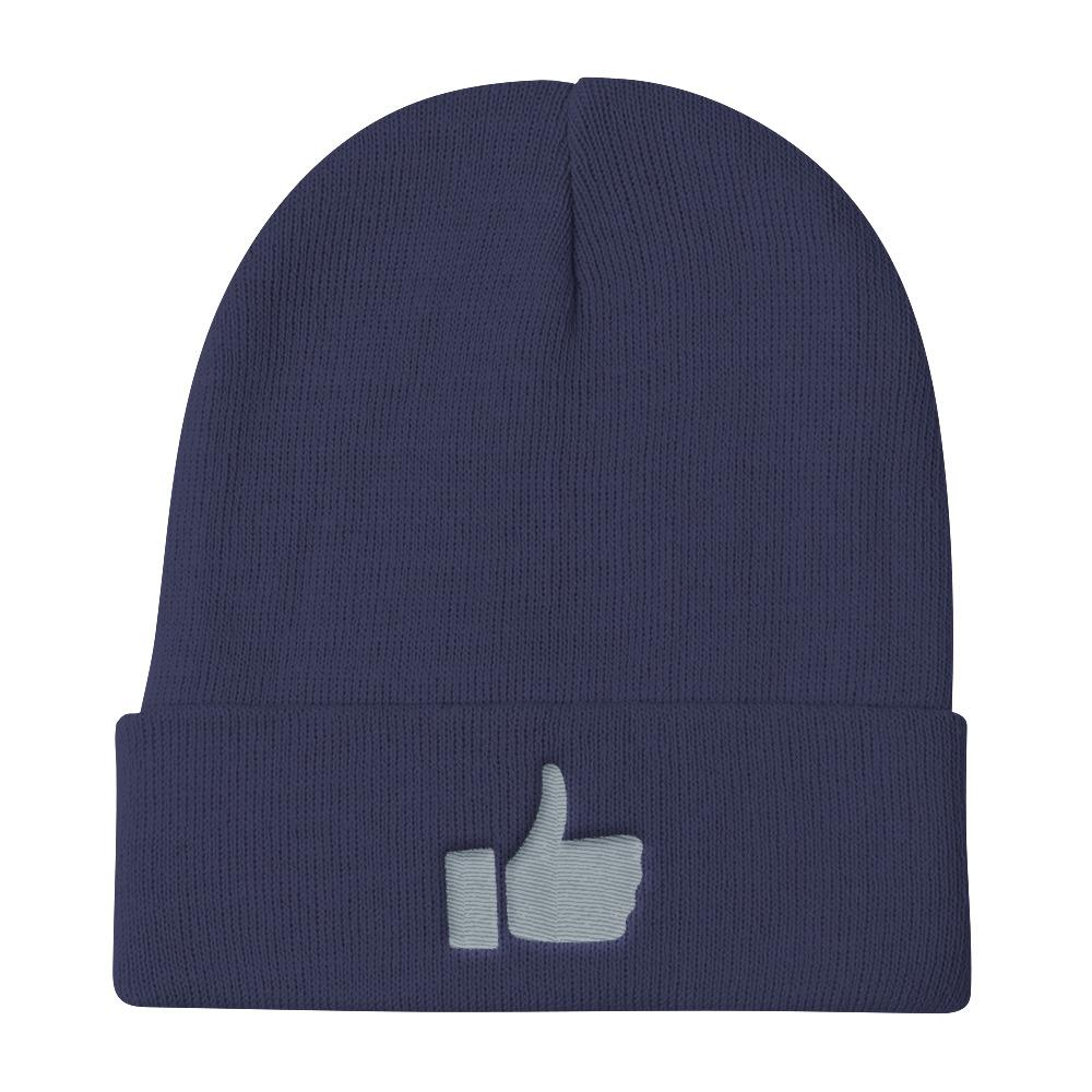 Thumbs up Knit Beanie