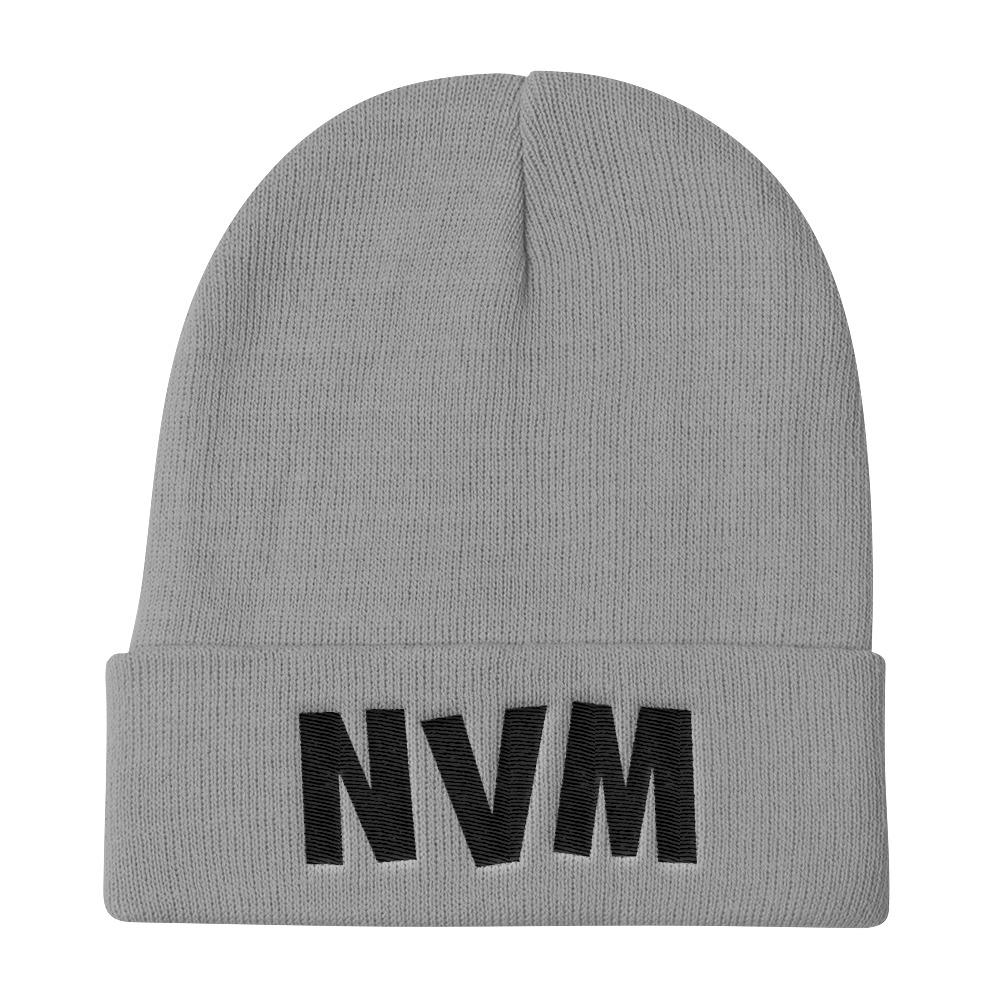 Never mind Knit Beanie