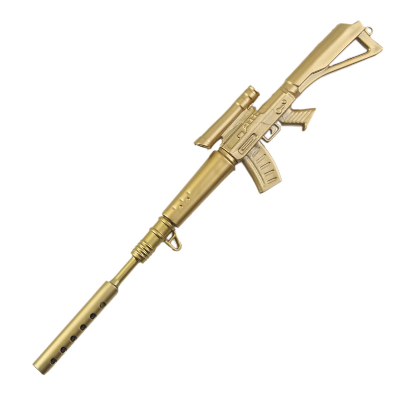 Gold Rifle BallPoint Pen