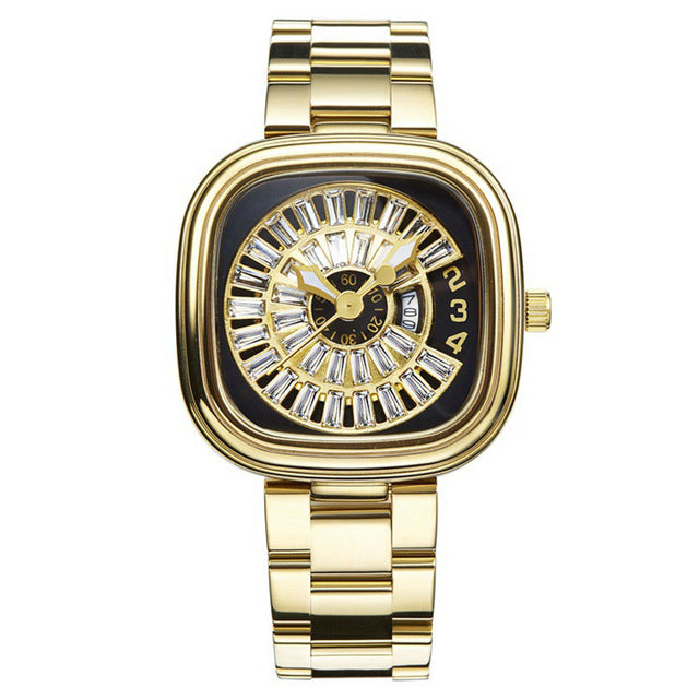 Ladies Luxury Quartz Wristwatch
