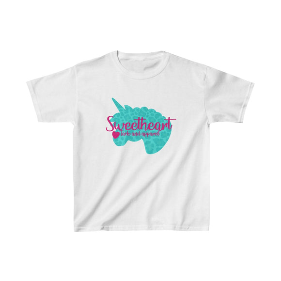 Kids Sweetheart Leopard Tee