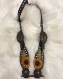 'Save the Bees' Headstall