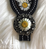 Wild Flower Daisy Headstall