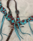 Wild Cactus Full Tack Set