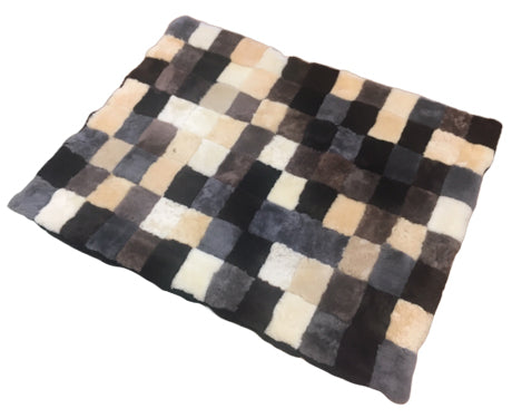 "Patchwork ""Pet"" Rugs"