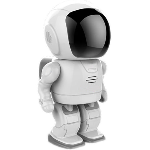 Robot style PTZ control 960P ip network baby surveillance intelligent security Robot camera