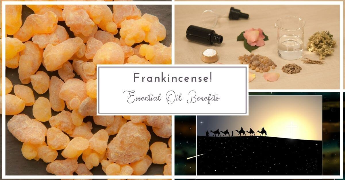 Benefits Of Frankincense Oil
