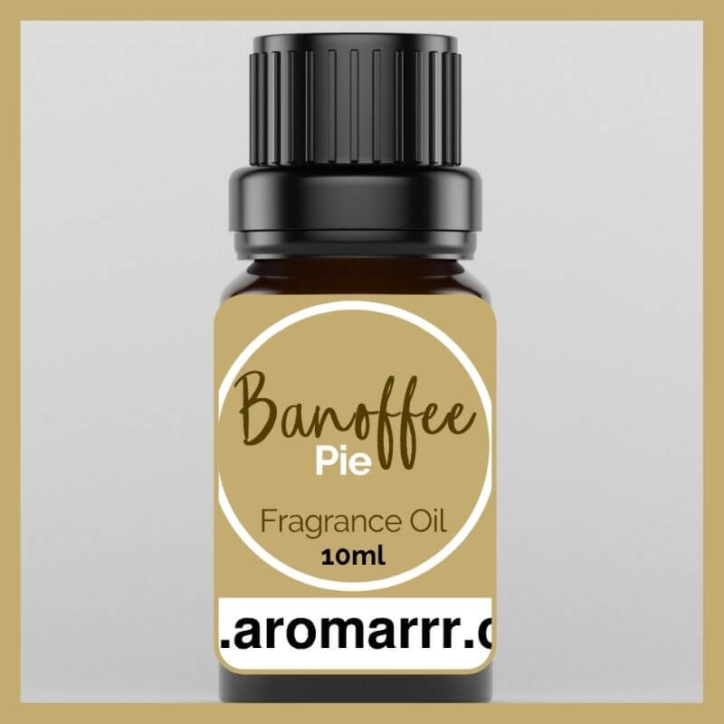 Banoffee Pie Fragrance Oil