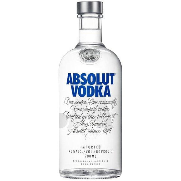 ABSOLUT VODKA 700ml 40%