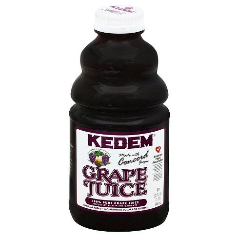 KEDEM GRAPE JUICE 946ml